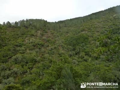 Las Hurdes: Agua y Paisaje;senderos almeria;senderos andalucia